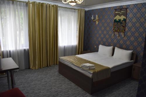 Отель Хан Теңири, Aksyi