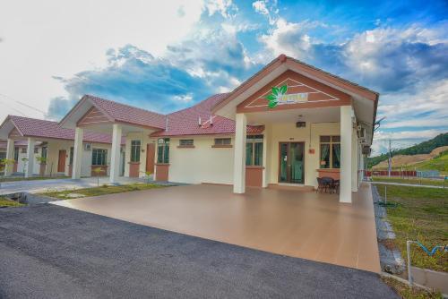 GM Villa, Gua Musang