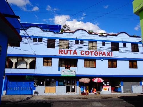 RUTA COTOPAXI RESIDENCIA, Rumiñahui