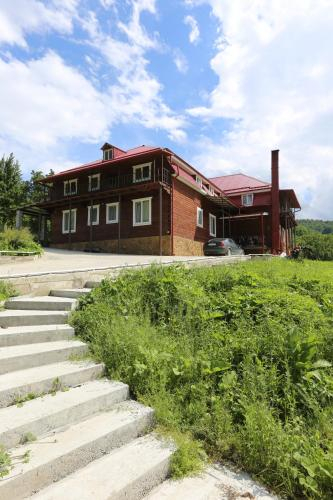 Guest house Olimpiya, Malokarachayevskiy rayon