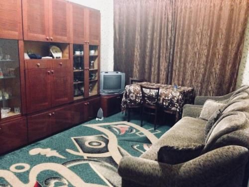 Уютная двухкомнатная квартира, Umans'ka