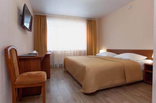 Hotel Kolos, Tyumen'