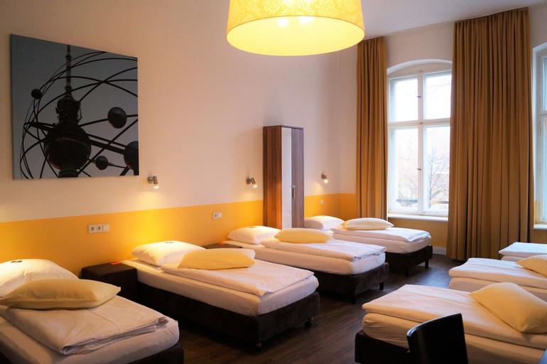 Meininger Hotel Berlin Tempelhofer Ufer, Berlin