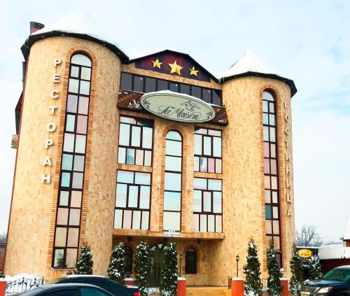 Hotel Complex La Mezon, Volzhskiy rayon