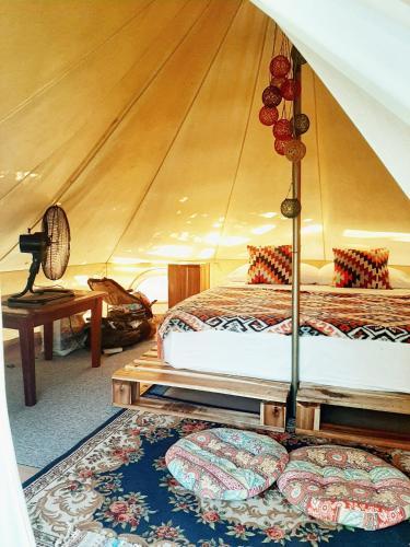 Cabanas de Nacpan Camping Resort, El Nido