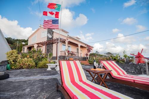 Miradouro da Papalva Guest House Inn, Lajes do Pico