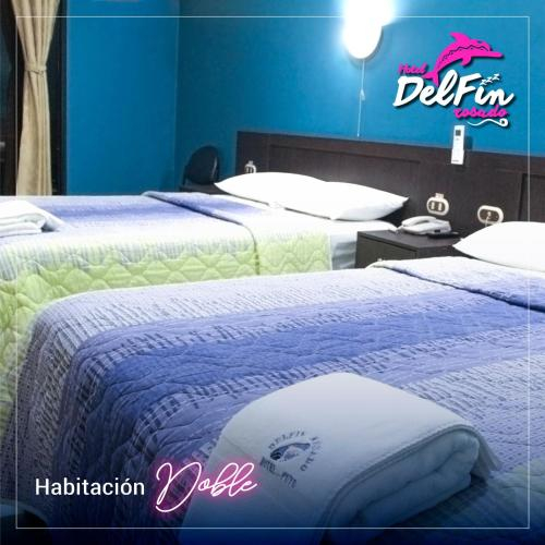 Hotel Delfin Rosado, Pastaza