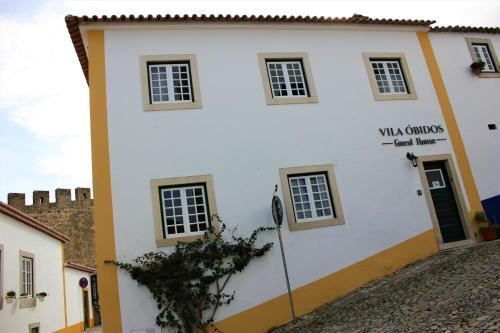 Guesthouse Vila de Obidos - Castelo de Obidos, Óbidos