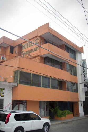 HOTEL GUAYACAN, Huimanguillo