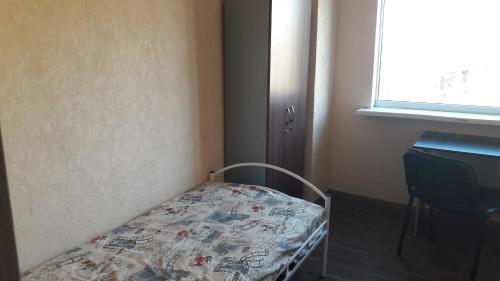 Green Hostel, Bilozers'kyi