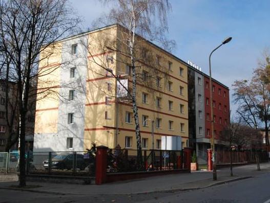 Hotel Malinowski Economy, Gliwice City