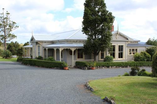 Waipoua Lodge, Kaipara