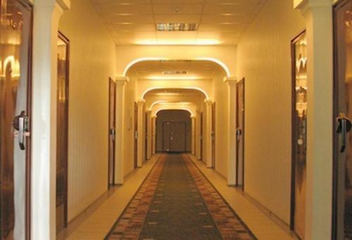 Sapfir Hotel, Berezovskiy rayon