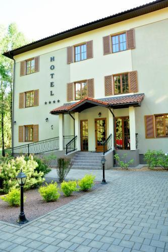 Hotel Pusyno Namai, Mažeikių