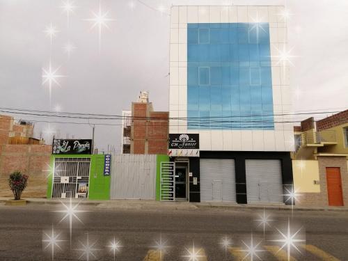 Choque Junior, Tacna