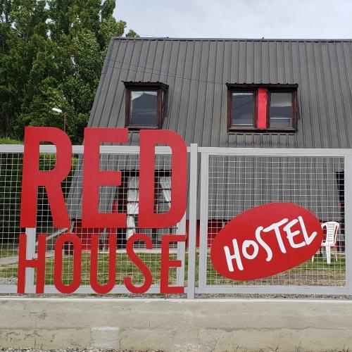 Red House Hostel, Lago Argentino