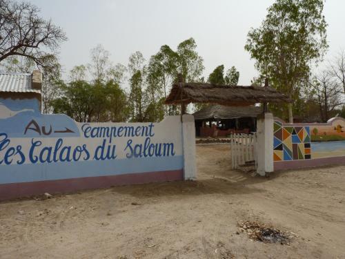 Les Calaos du Saloum, Foundiougne
