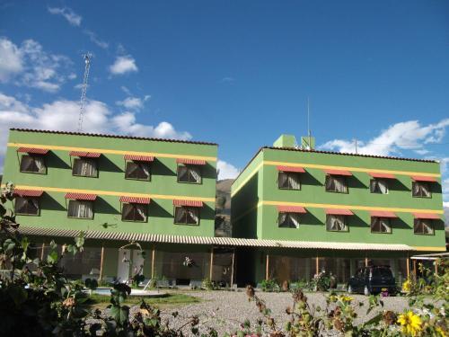 Comtucar Hotel, Carhuaz