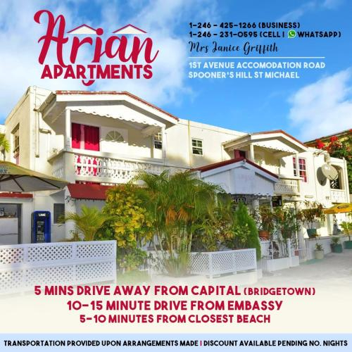 Arjan Apartments,