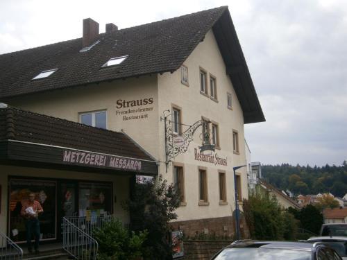 Hotel Strauss, Karlsruhe