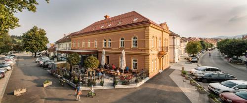 Hotel Vila Pohorje, Slovenj Gradec