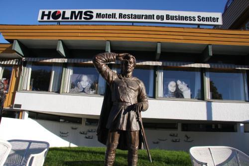 Holms Motel, Larvik