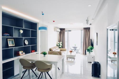 Luxury apartment, Great view 2 Br Apartment, Quận 7