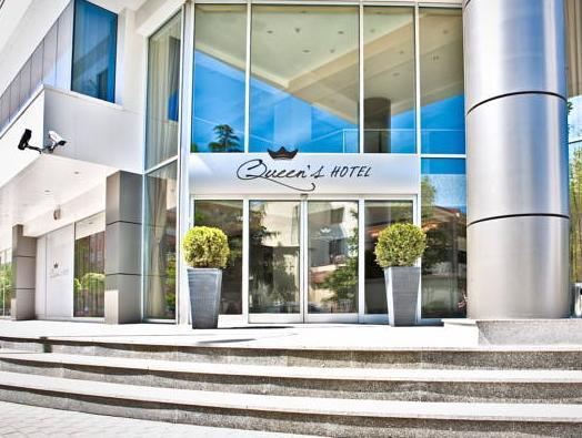 Queen's Hotel - Zebra Center,