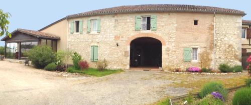 les tilleuls de la voie verte, Lot-et-Garonne