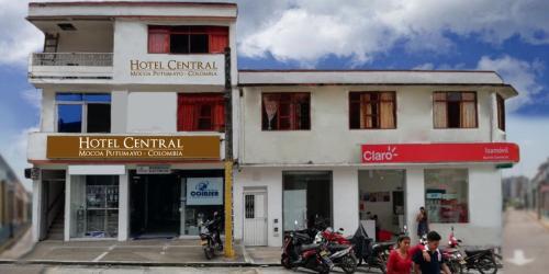 Hotel Central - Mocoa, San Miguel de Mocoa