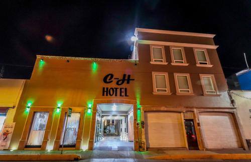 Hotel CH, Zacatecas