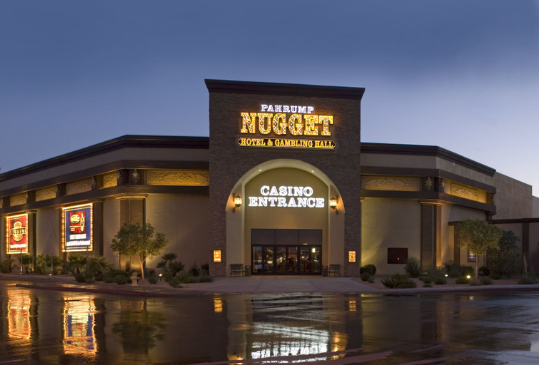 Pahrump Nugget Hotel and Casino, Nye