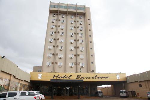 Hotel Barcelona, Ponta Porã