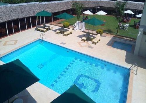 Golf Hotel Kakamega, Lurambi