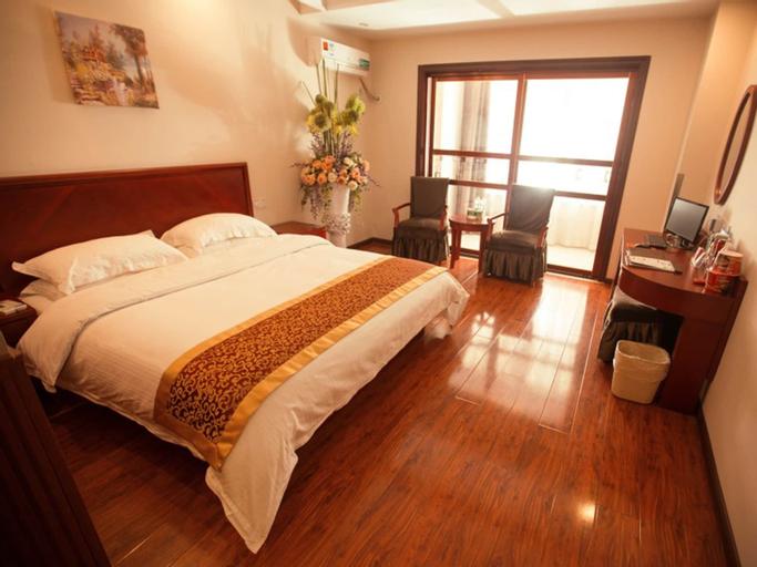 GreenTree Inn Express (Guanyun Zhenxing Garden), Lianyungang