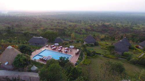 Parkview Safari Lodge-Kyambura, Bunyaruguru