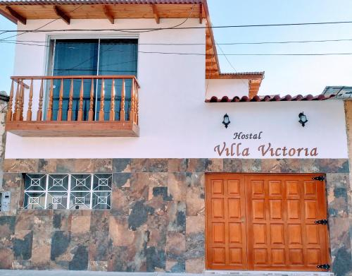 Hostal Villa Victoria - Tembladera, Contumazá