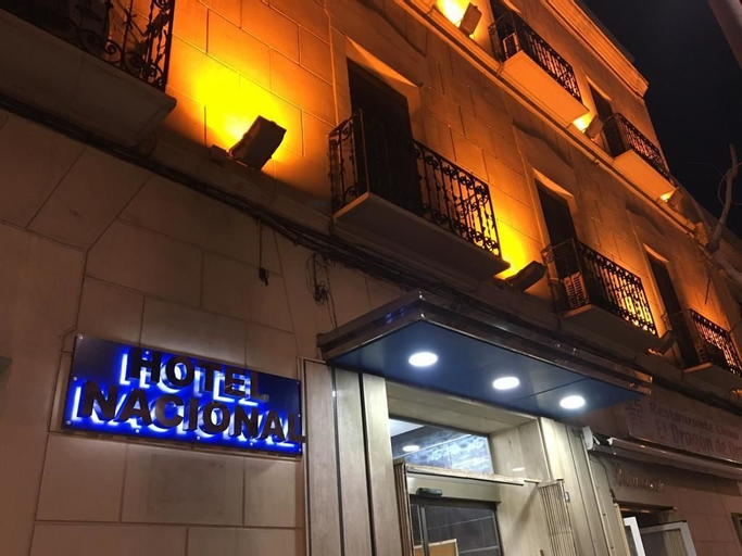 Hotel Nacional, Melilla