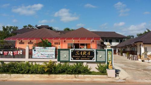 Sara Boutique Pool Resort, Muang Khon Kaen