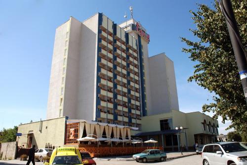 7 Days Hotel Kamyanets-Podilskyi, Kamianets'-Podil's'ka