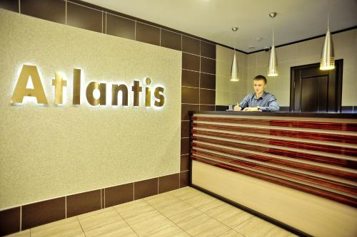 Hotel Atlantis, Orenburg