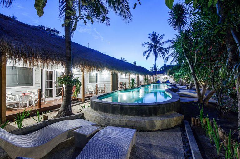 Manta Dive Gili Trawangan Hotel, Lombok