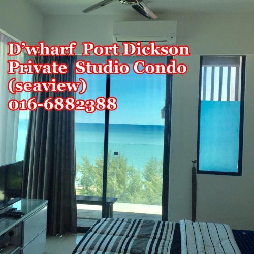 D'Wharf Port Dickson Private Condo, Port Dickson