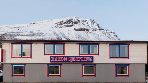Hakon Gjestehus, Kåfjord