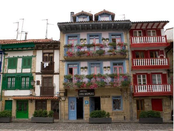 Hotel San Nikolas, Pyrénées-Atlantiques