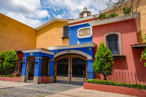 Hotel Villa Espanola, ZONA 10