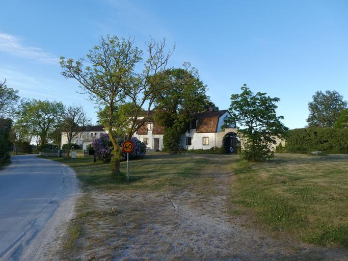 Kalkpatronsgården Borgvik, Gotland