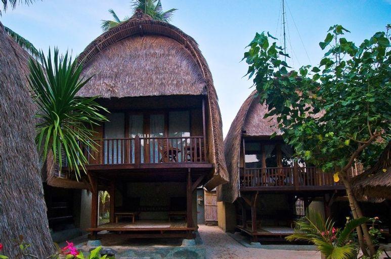 Lumbung Bali Huts, Klungkung