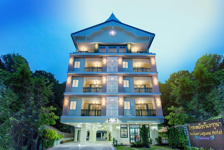 Anchan Laguna Hotel, Muang Khon Kaen