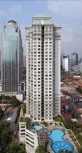 Batavia Apartments Service Residence, Jakarta Pusat